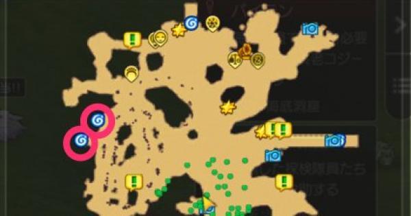 【ラグマス】GvGの拠点Mapと砦の場所まとめ【ラグナロク マスターズ】