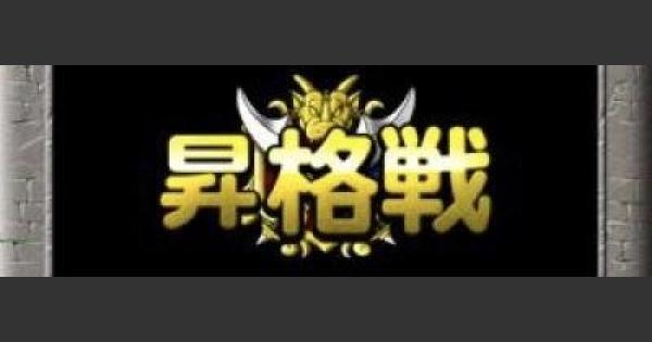 【DQMSL】昇格戦 階級7を攻略!
