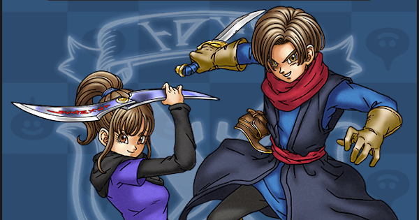 【ドラクエウォーク】盗賊のおすすめこころセットと武器・防具【DQウォーク】