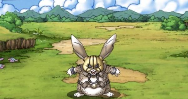 ぬすっとウサギ(B)の評価とステータス