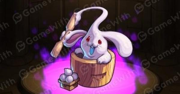 【モンスト】月兎15〈ツキウサギ〉の評価と使い道(神化素材)