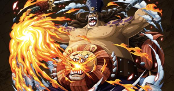 【トレクル】ホールデム(百獣海賊団)の評価【ワンピース トレジャークルーズ】