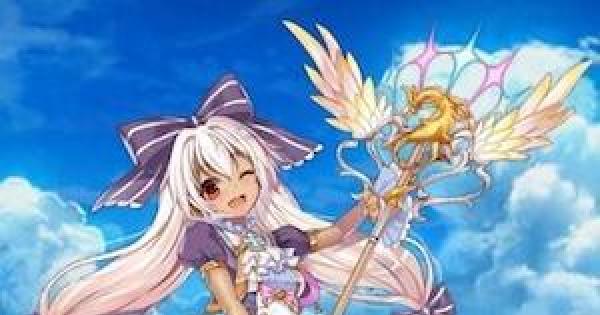 【白猫】神気ミレイユの評価