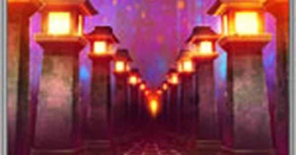【戦国炎舞】灯光連綿の性能   補助スキル【戦国炎舞-KIZNA-】
