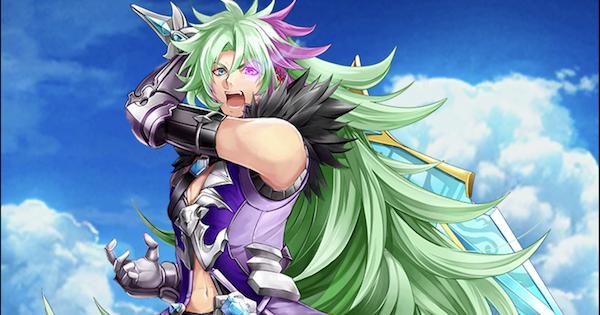 【白猫】神気ダグラス(剣/ヒーロー)の評価とおすすめ武器