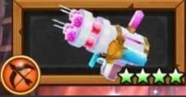 【白猫】ケミカルインジェクターの評価とスキル/カティアモチーフ武器