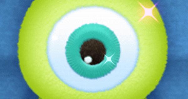 【ツムツム】白目が見えるツム一覧
