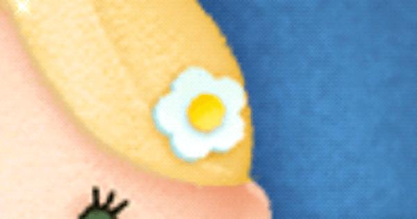 【ツムツム】花をつけたツム一覧