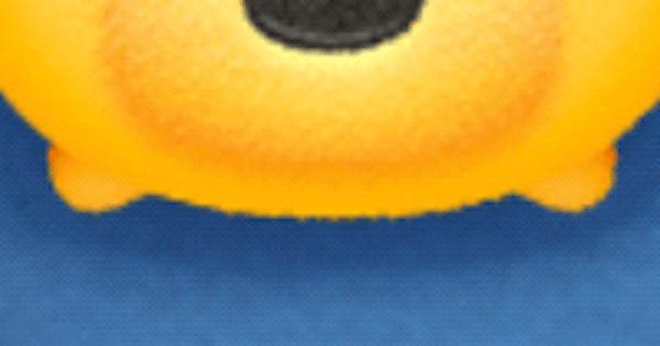【ツムツム】黄色い手のツム一覧