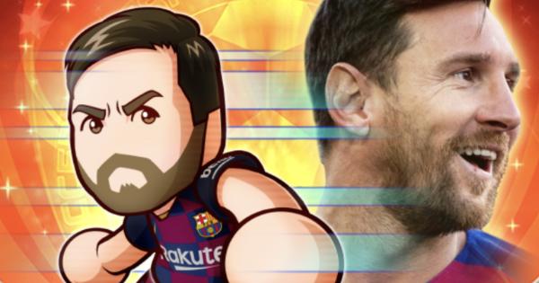 【パワサカ】[19-20]メッシの評価とイベント|FCバルセロナコラボ【パワフルサッカー】