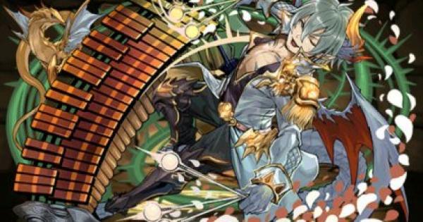 【パズドラ】究極ラウドの評価!おすすめ超覚醒と潜在覚醒|龍楽士ガチャ