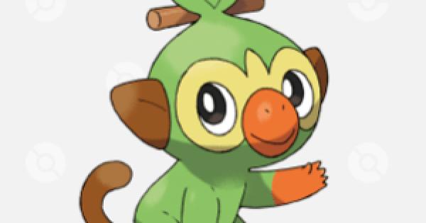 ポケモン剣盾】サルノリの進化と覚える技\u0026種族値【ポケモン