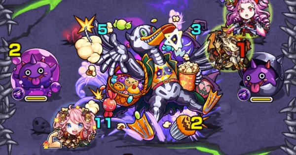 【モンスト】クレイジーダック【極】攻略の適正キャラとおすすめパーティ