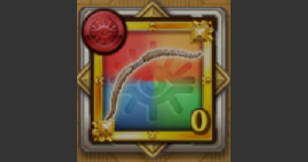 【ログレス】見習い狩人のメダルの評価と性能|シックスセンスVol.1【剣と魔法のログレス いにしえの女神】