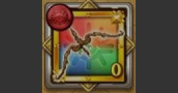 【ログレス】マインホークのメダルの評価と性能|シックスセンスVol.1【剣と魔法のログレス いにしえの女神】