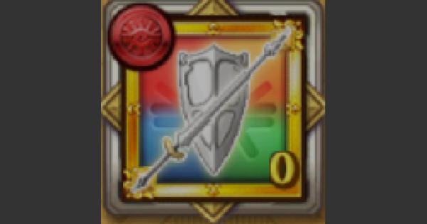 【ログレス】見習い騎士のメダルの評価と性能|シックスセンスVol.1【剣と魔法のログレス いにしえの女神】