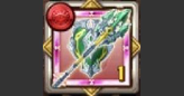 【ログレス】ドラゴンナイトのメダルの評価と性能 シックスセンスVol.1【剣と魔法のログレス いにしえの女神】
