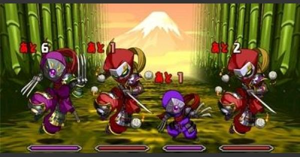 【パズドラ】火と影の犬龍(超地獄級)ノーコン攻略と周回パーティ