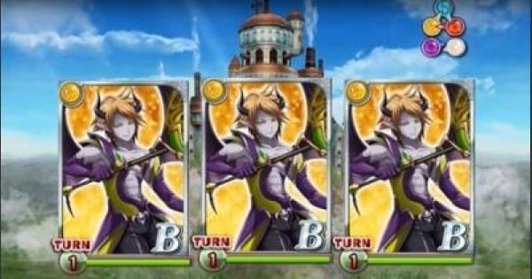 【黒猫のウィズ】ドルキマス『ウォラレアル軍』5-1~3攻略   ハード