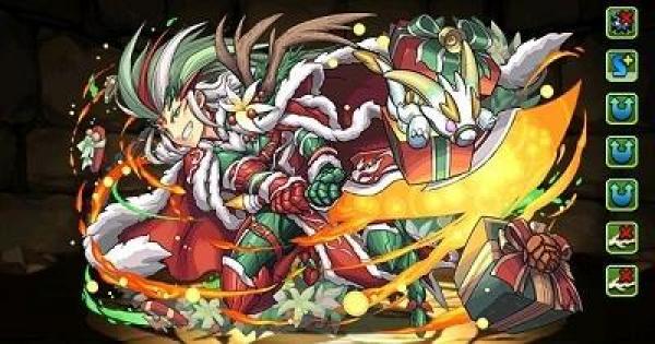 【パズドラ】クリスマス劉備(究極進化)の評価と使い道|クリスマスガチャ