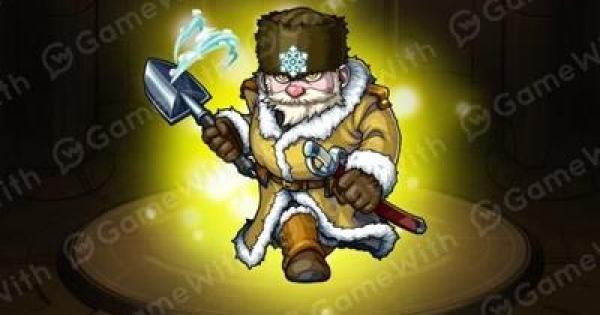 【モンスト】冬将軍の最新評価と素材の使い道