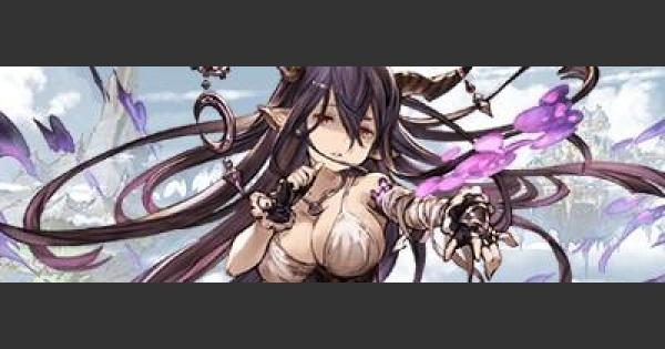 【グラブル】ダヌア(SR)の評価【グランブルーファンタジー】