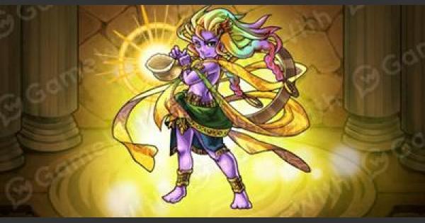 【モンスト】3DS版|ヴィシュヌの評価と入手方法