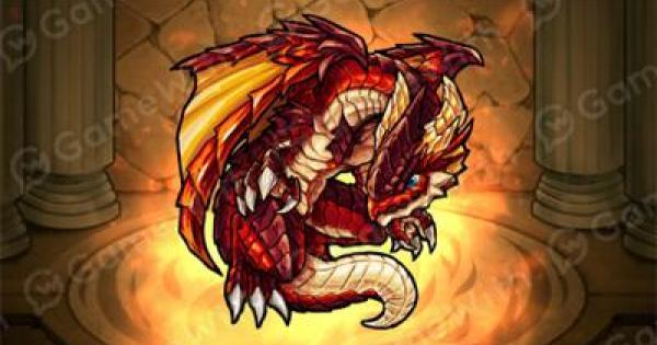 【モンスト】3DS版|ファイアードラゴンの評価と入手方法
