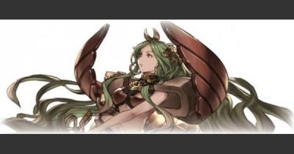 【グラブル】ネフティスの評価と入手法【グランブルーファンタジー】