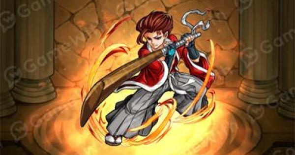 【モンスト】3DS版|斉藤一の評価と入手方法