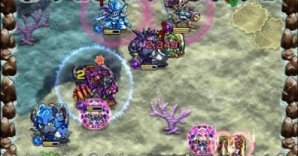 【モンスト】3DS版 ビアンガ攻略【究極】の適正キャラランキング