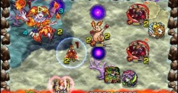 【モンスト】3DS版 ベルゼキュー攻略【超究極】の適正キャラランキング