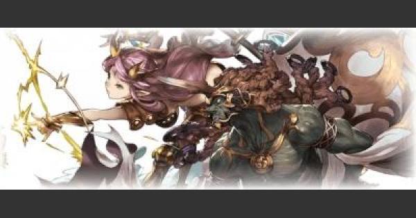 【グラブル】風神・雷神の評価と入手法【グランブルーファンタジー】