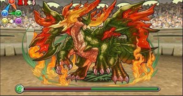 【パズドラ】極限の闘技場2 B15~B23のダンジョンデータ