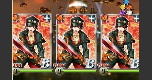 【黒猫のウィズ】ドルキマス『ファーブラ軍』3-4攻略 | ハード