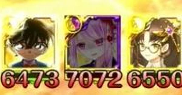 【黒猫のウィズ】バシレイデレイド覇級攻略&デッキ構成 | アビスコード03