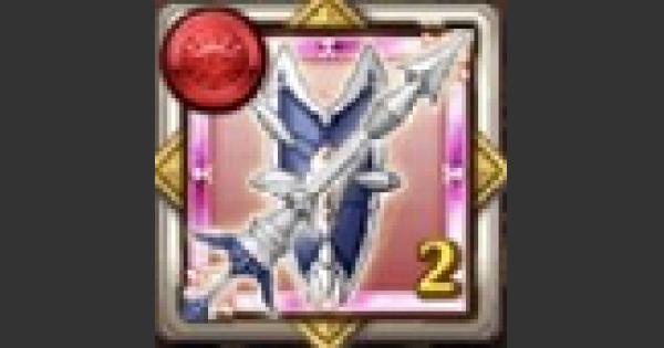 【ログレス】守護の陣形兵のメダルの評価 ルシェメル大陸のメダル【剣と魔法のログレス いにしえの女神】