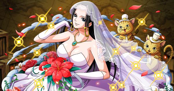 【トレクル】ハンコック(花嫁)の評価とステータス【ワンピース トレジャークルーズ】