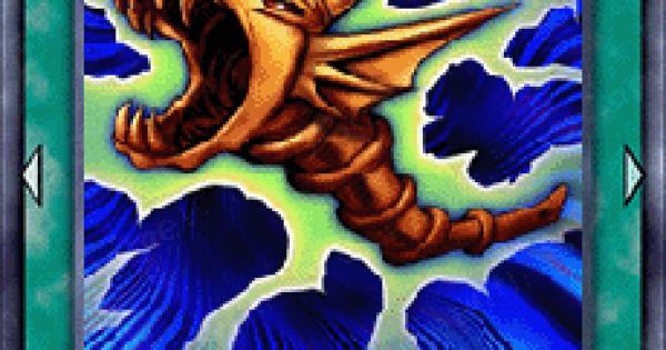 【遊戯王デュエルリンクス】ドラゴンを呼ぶ笛の評価と使い道