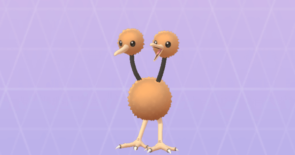 【ポケモンGO】ドードーの巣とレア度&おすすめわざ