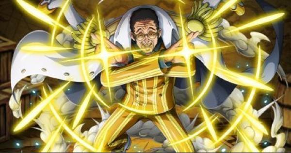 【トレクル】黄猿(きざる)アルティメイト攻略|決戦【ワンピース トレジャークルーズ】