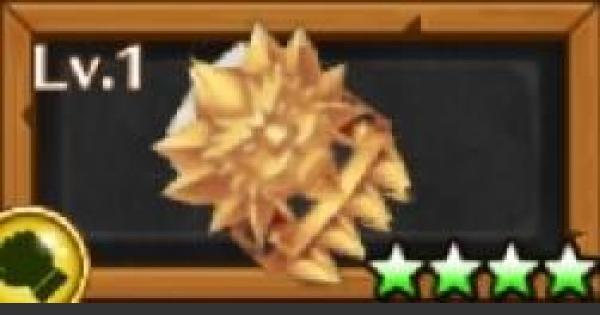 【白猫】茶熊オウガモチーフ武器/ゴールデンフィストの評価
