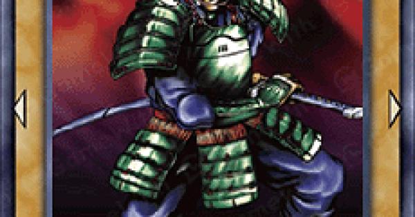 【遊戯王デュエルリンクス】伝説の剣豪MASAKIの評価と入手方法