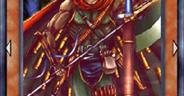 【遊戯王デュエルリンクス】7つの武器を持つハンターの評価と入手方法