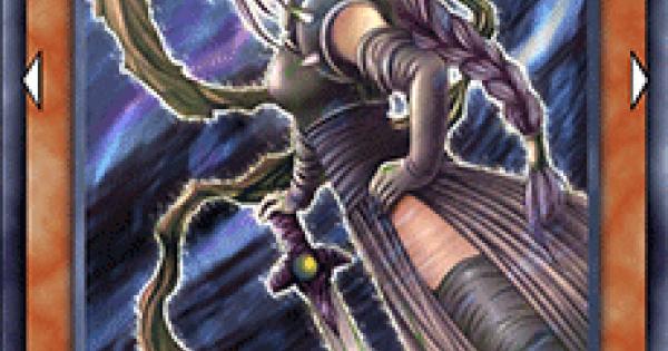 【遊戯王デュエルリンクス】味方殺しの女騎士の評価と入手方法