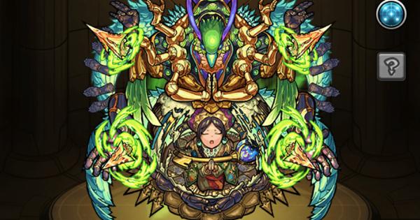 【モンスト】シャンバラの最新評価!適正クエストと神殿