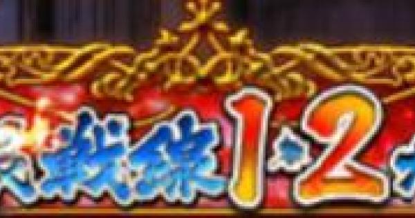 【黒猫のウィズ】覇眼戦線1&2ガチャ登場精霊まとめ