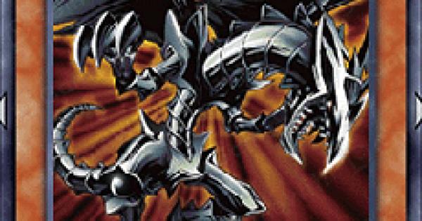 【遊戯王デュエルリンクス】レッドアイズブラックメタルドラゴンの評価と入手方法