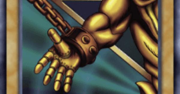 【遊戯王デュエルリンクス】封印されし者の右腕の評価と入手方法