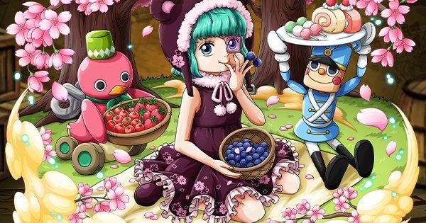 【トレクル】シュガー(桜)の評価 | シークレット【ワンピース トレジャークルーズ】